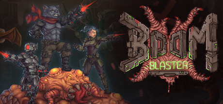 Boom Blaster cover art