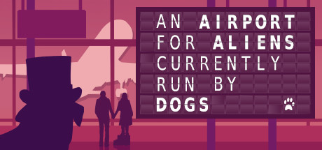 Купить An Airport for Aliens Currently Run by Dogs
