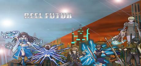 Réel Futur cover art