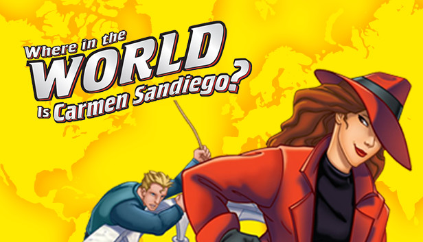 Where In The World Is Carmen Sandiego On Steam