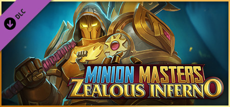 header - Đang miễn phí game Minion Masters: Zealous Inferno