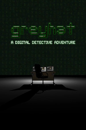 Greyhat - A Digital Detective Adventure poster image on Steam Backlog