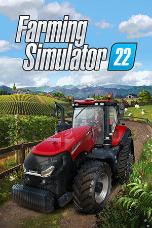 Farming Simulator 22 poster image on Steam Backlog