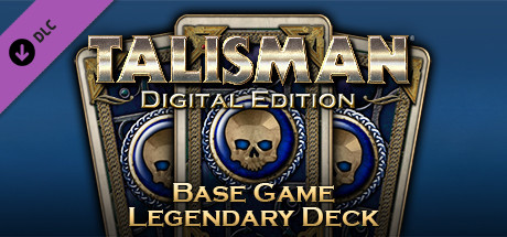 Talisman - Legendary Deck - Base Game