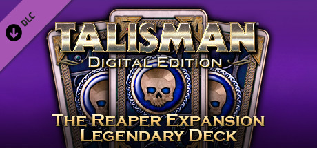 Talisman - Legendary Deck - The Reaper