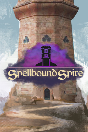 Spellbound Spire poster image on Steam Backlog