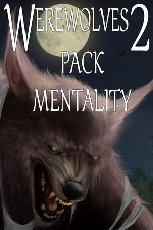 Werewolves 2: Pack Mentality poster image on Steam Backlog
