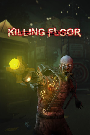 Killing Floor poster image on Steam Backlog