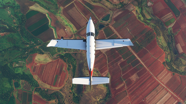 Microsoft Flight Simulator Image 1