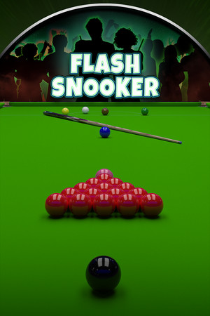 Flash Snooker Game poster image on Steam Backlog
