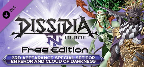 Купить DFF NT: 3rd Appearance Special Set for Emperor and Cloud of Darkness (DLC)