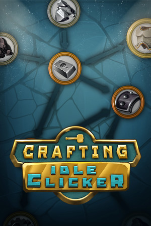 Crafting Idle Clicker poster image on Steam Backlog