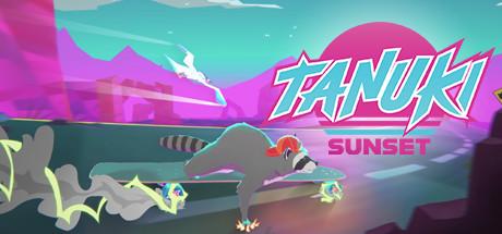 Tanuki Sunset title thumbnail