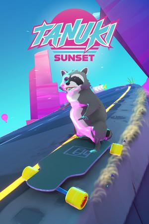 Tanuki Sunset poster image on Steam Backlog