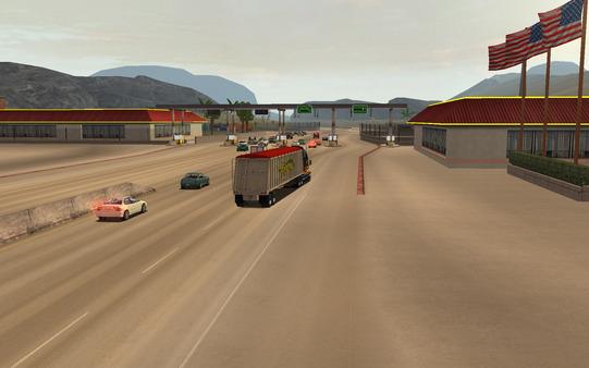 скриншот 18 Wheels of Steel: American Long Haul 4