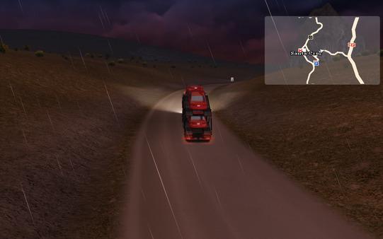 скриншот 18 Wheels of Steel: American Long Haul 5
