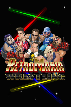 RetroMania Wrestling poster image on Steam Backlog