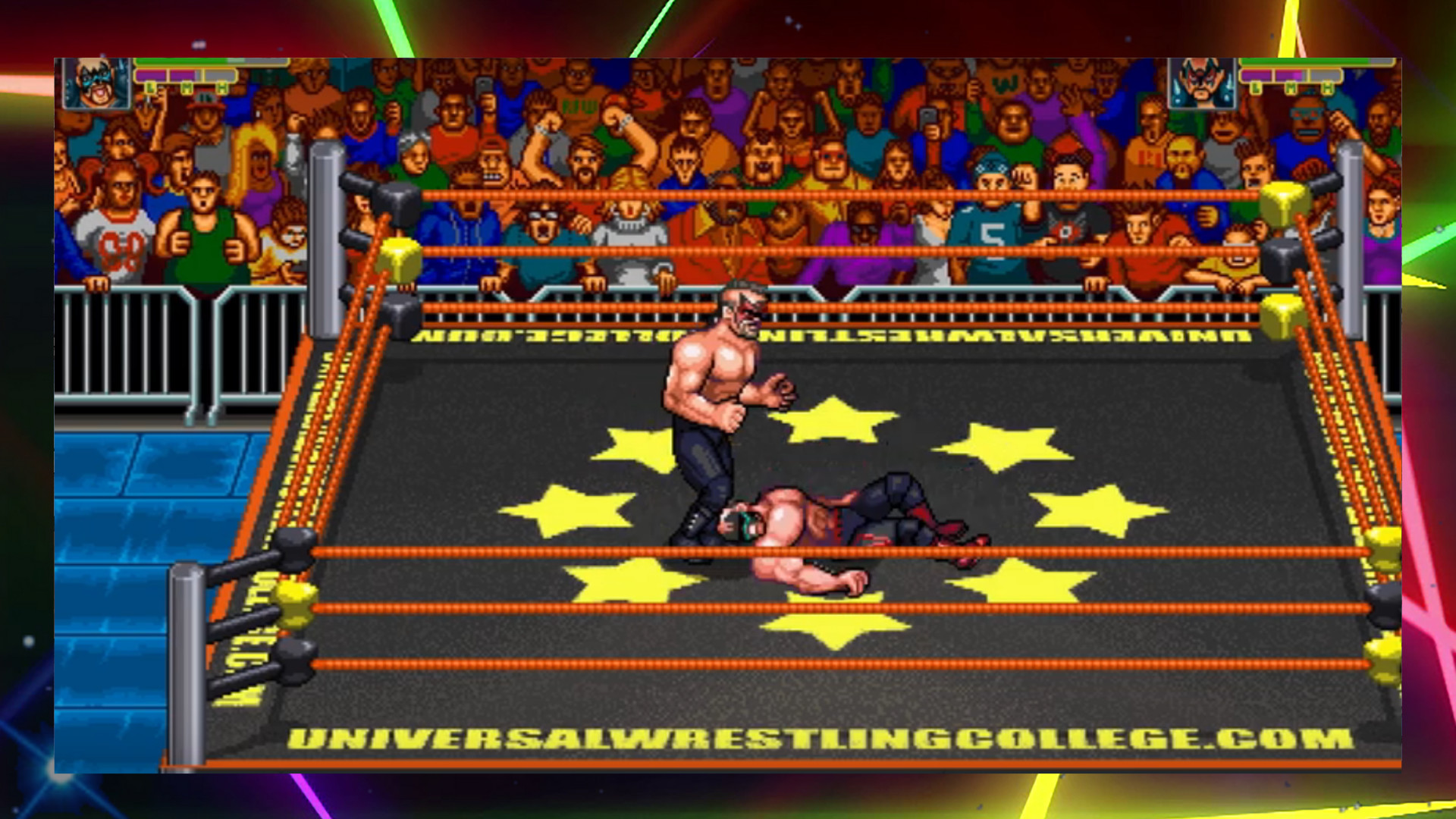 Retromania Wrestling On Steam