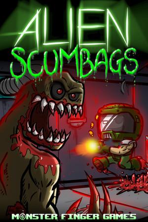 Alien Scumbags poster image on Steam Backlog