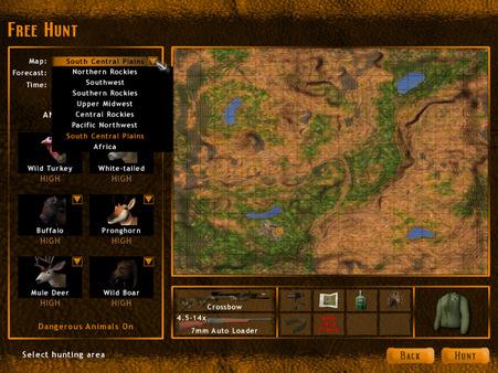 скриншот Hunting Unlimited 2008 0