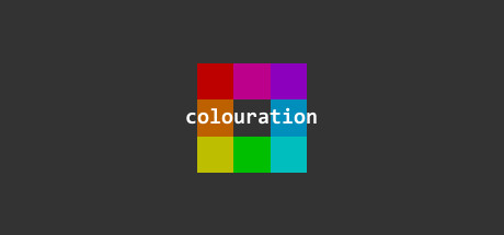 Colouration cover art