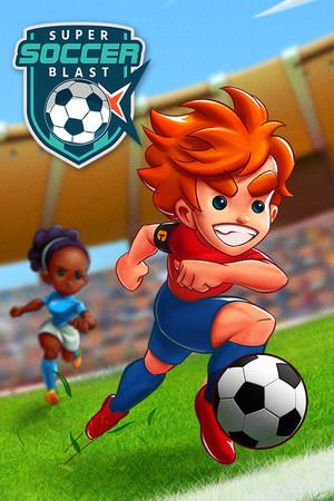 Super Soccer Blast poster image on Steam Backlog