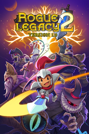 Rogue Legacy 2 poster image on Steam Backlog