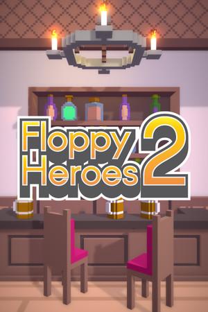 Floppy Heroes 2 poster image on Steam Backlog