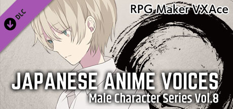 Купить RPG Maker VX Ace - Japanese Anime Voices:Male Character Series Vol.8 (DLC)