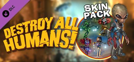 Destroy All Humans! Skin Pack