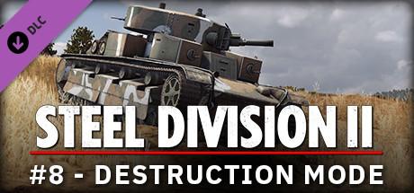 Купить Steel Division 2 - Reinforcement Pack #8 - Destruction Mode (DLC)