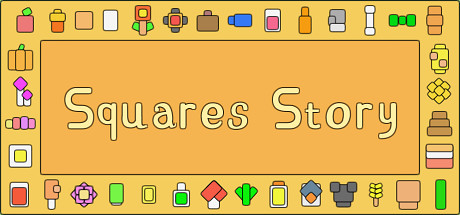 Купить Squares Story