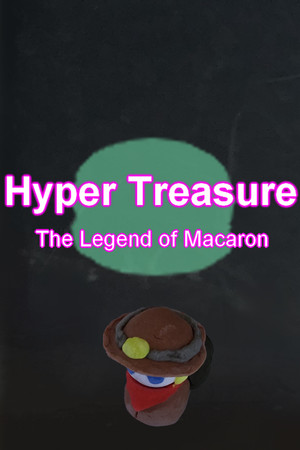 Hyper Treasure - The Legend of Macaron poster image on Steam Backlog