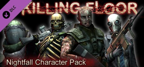 Купить Killing Floor: Nightfall Character Pack (DLC)