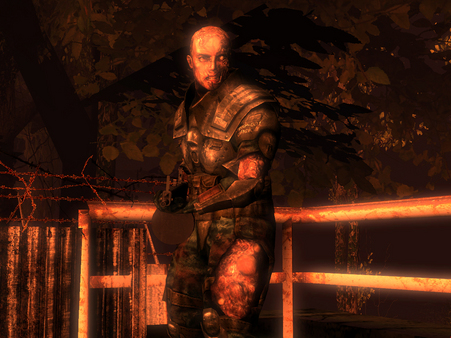 Скриншот из Killing Floor: Nightfall Character Pack
