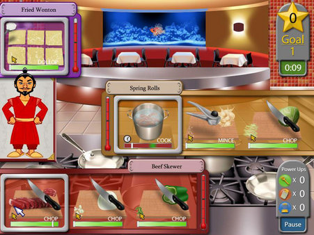 Скриншот из Hot Dish