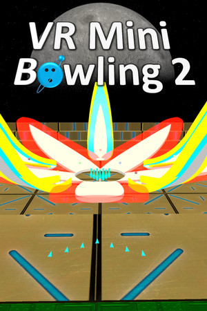 VR Mini Bowling 2 poster image on Steam Backlog