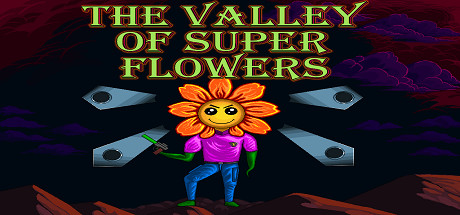 The Valley of Super Flowers cover art