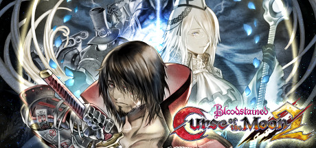 Bloodstained Curse of the Moon 2 Capa