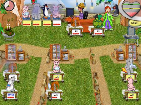 Скриншот из Dr. Daisy: Pet Vet