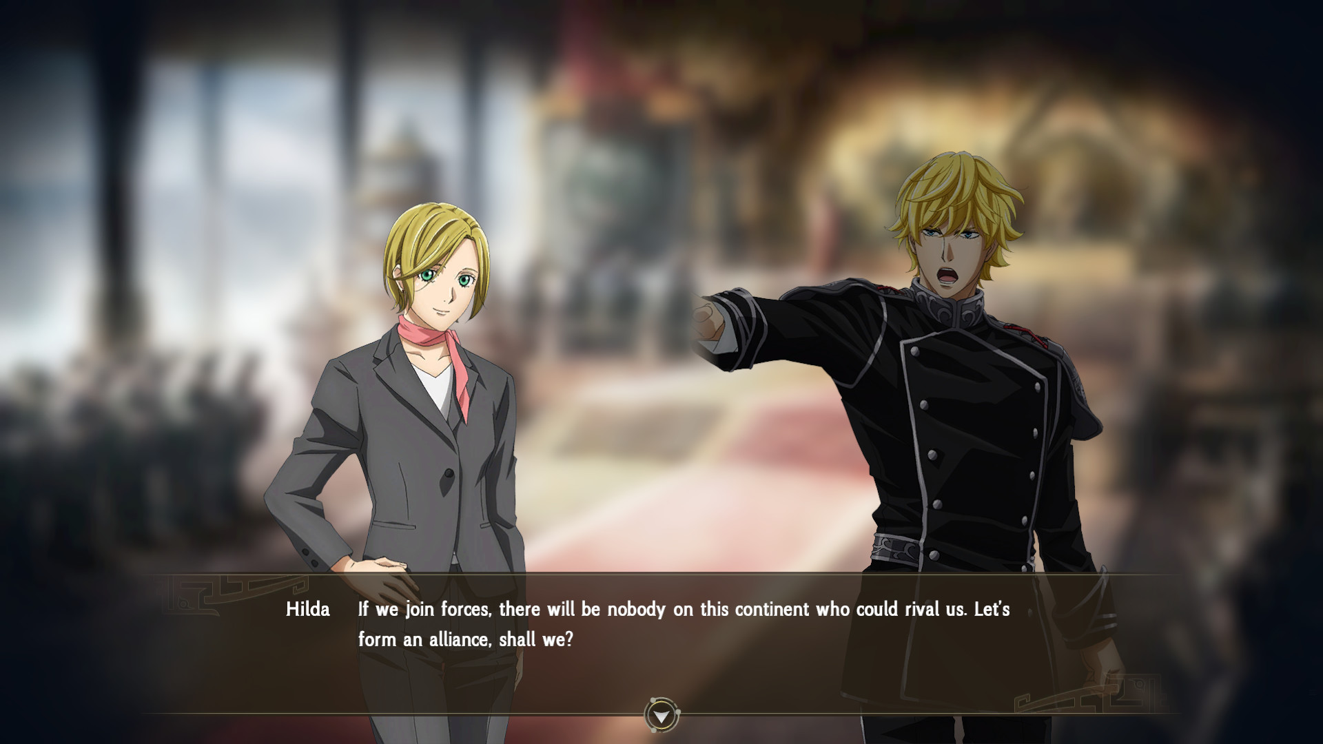 Rtk14 Legend Of The Galactic Heroes Collab Empire Vol 1 On Steam