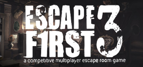 Escape First 3 Capa