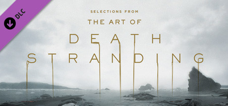 DEATH STRANDING Digital Art Book