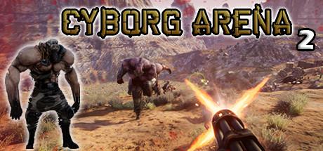 Cyborg Arena UE4