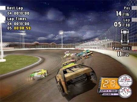 скриншот Sprint Cars Road to Knoxville 2
