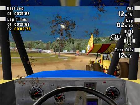 скриншот Sprint Cars Road to Knoxville 3