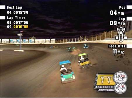 скриншот Sprint Cars Road to Knoxville 4