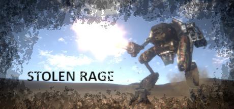 Stolen Rage Capa