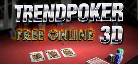 Trendpoker 3D: Free Online Poker