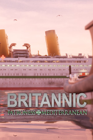 Britannic: Patroness of the Mediterranean poster image on Steam Backlog